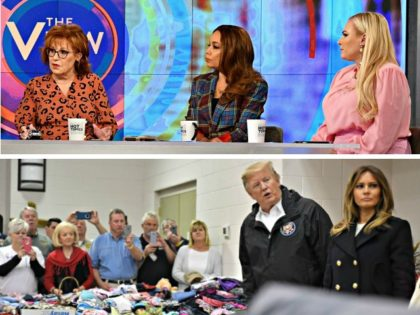 The View, Trumps in Alabama