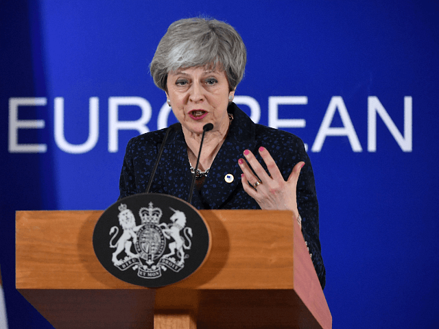 Night of the Living Deal May Wants Fourth Vote on Rejected Brexit Agreement		EMMANUEL DUNAND  AFP  Getty ImagesJACK MONTGOMERY30 Mar 2019