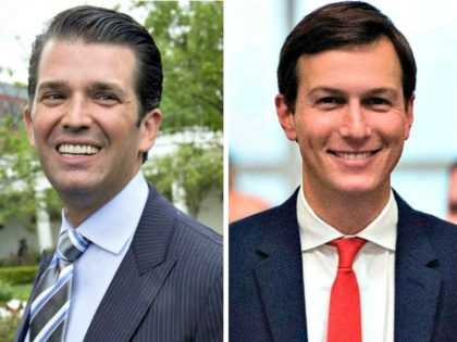 Trump Jr, Jared Kushner