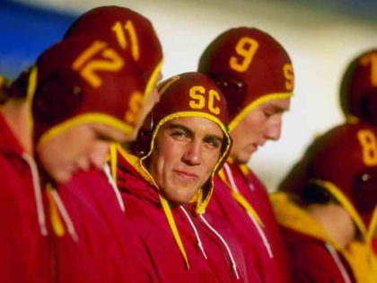 USC water polo team