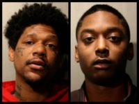 Menelik Jackson, 24, and 32-year-old Jovan Battle, of Chicago's Little Village neighborhood, were both charged with one felony count of first degree murder and three felony counts of attempted murder, Chicago police said in a statement.
