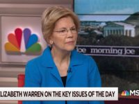 Elizabeth Warren on 'Morning Joe,' 3/13/2019
