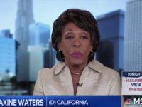Maxine Waters on the Mueller Report: 'This Is Not the End of Anything'