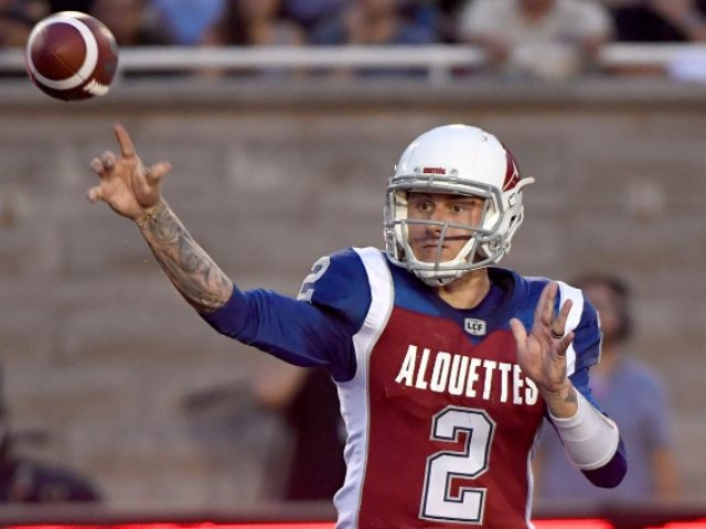 Johnny Manziel Gets Claimed By The Memphis Express of The AAF