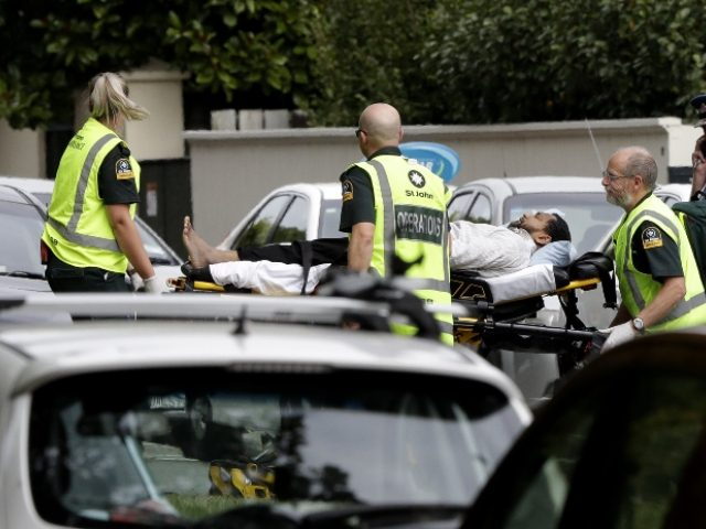 Multiple people dead after shooting inside a New Zealand mosque, witness says