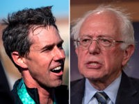 2020: Beto O'Rourke Raises $6.1 Million in First 24 Hours, Beating Bernie Sanders