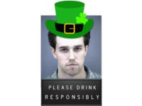 "The GOP tweeted a Beto O'Rourke mugshot for St. Patrick's Day, which the media are calling ""racist."""