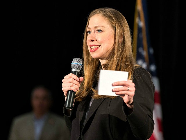 Students confront Chelsea Clinton over New Zealand mosque shootings