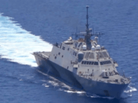 U.S. Defies China, Sails Warships Through Taiwan Strait