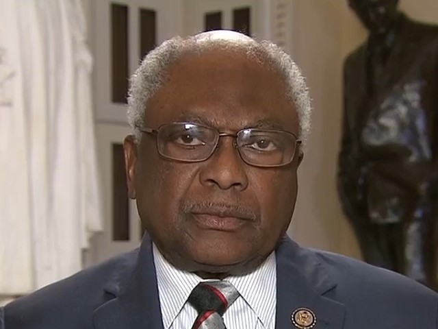 Clyburn: We Are Not Going to See the Filibuster Being Used to Deny Minimum Wage Increase