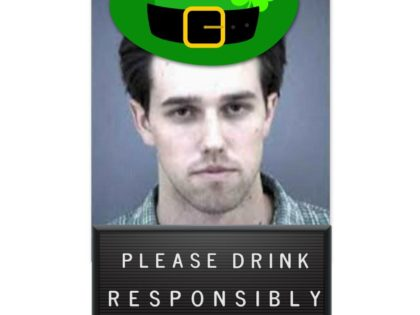 Beto O'Rourke dismissed a Republican National Committee social media post featuring his mugshot taken when he was arrested for drunk driving.