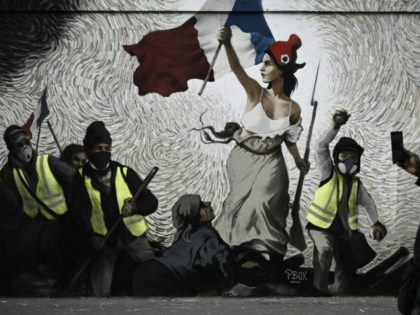 Four in Ten French Say Revolution the Solution to Country's Problems
