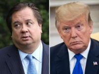 George Conway Jabs Trump Mental Health: Commit Him to Walter Reed