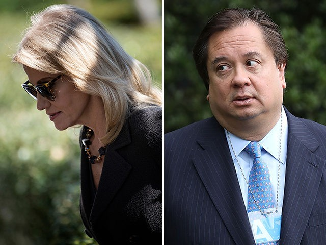 The performative bickering of Kellyanne and George Conway: What's the end game?