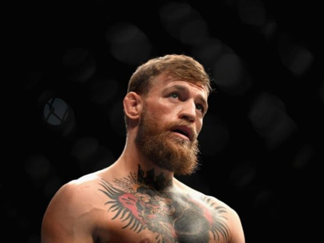 Footage emerges of McGregor phone stomping incident