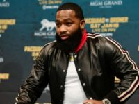 Boxer Adrien Broner Threatens to Shoot Gay People, or Knock them the 'F*ck Out'