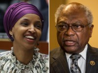 ilhan-omar-james-clyburn-getty