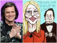 Jim Carrey Paints Grotesque KellyAnne While Praising George Conway for Telling 'The Truth About Trump'