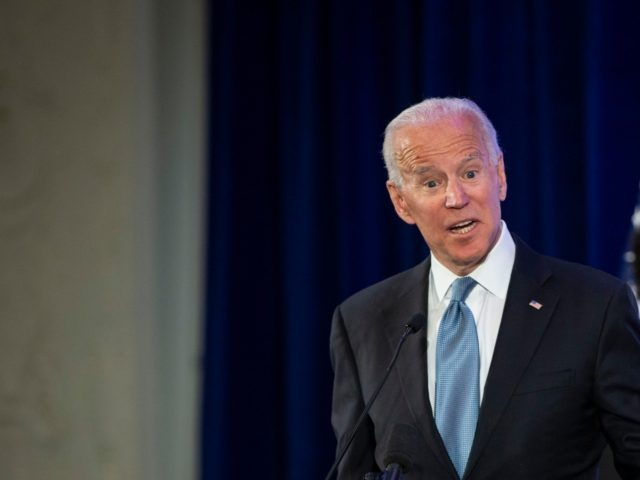 Trump paints possible 2020 rival Joe Biden as 'low IQ'