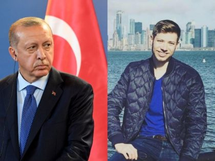 TEL AVIV -- Turkish President Recep Tayyip Erdogan screened a video at a campaign rally in which he falsely linked Prime Minister Benjamin Netanyahu's son, Yair, to the deadly shooting massacre in Christchurch, New Zealand in which 50 people were murdered at two mosques.
