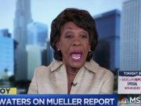 Maxine Waters: 'We Are Well Past the Time When We Should Have Considered Impeachment'