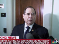 Watch: FNC's Wallace Tries to Get Dem Rep. Nadler to Concede There Was No Criminal Collusion
