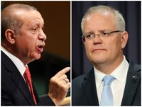 """Reckless"" and ""highly offensive"" comments made by Turkish President Recep Tayyip Erdogan in the wake of the Christchurch massacre have been condemned in Australia, with Prime Minister Scott Morrison warning he would consider ""all options"" in reviewing bi-lateral ties between the two countries."