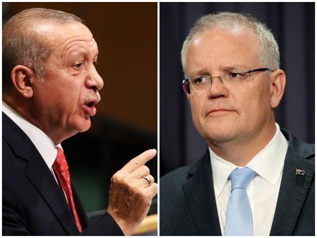 Christchurch attack strains Australian-Turkish relations ahead of ANZAC day