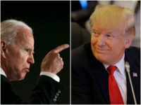 Former Vice President Joe Biden is going directly after President Donald Trump as he prepares for a possible 2020 presidential challenge.