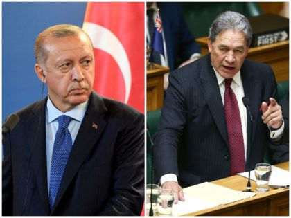 "Turkish President Recep Tayyip Erdogan has been challenged by New Zealand for his inflammatory comments in election rallies since the Christchurch mosque massacre on Friday, and Foreign Minister Winston Peters is now travelling to Turkey ""to set the record straight"" on the matter."