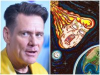 Jim Carrey: Trump Presidency Becoming an 'Extinction Level Event'