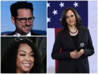 J.J. Abrams, Shonda Rhimes to Host '$2,800 Per Person' 2020 Fundraiser for Kamala Harris