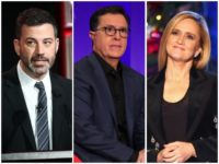 Poll: Jimmy Kimmel, Stephen Colbert Most Liberal Late-Night Hosts, Samantha Bee Least Popular