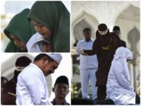 Indonesia's Aceh Invokes Islamic Law and Whips Amorous Couples