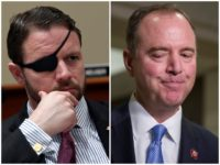 "Rep. Dan Crenshaw (R-TX) told Breitbart News that Rep. Adam Schiff's (D-CA) call for transparency is ironic given the fact that he used his chairmanship of the House Intelligence Committee to ""deceive the American people."""