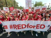 #RedforEd Reaches Maine