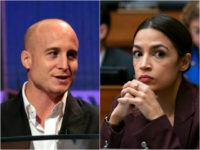 Rep. Max Rose and Rep. Alexandria Ocasio-Cortez