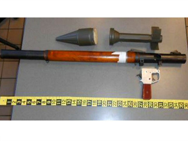 Report: Man Tries to Board Plane with Rocket-Propelled Grenade Launcher