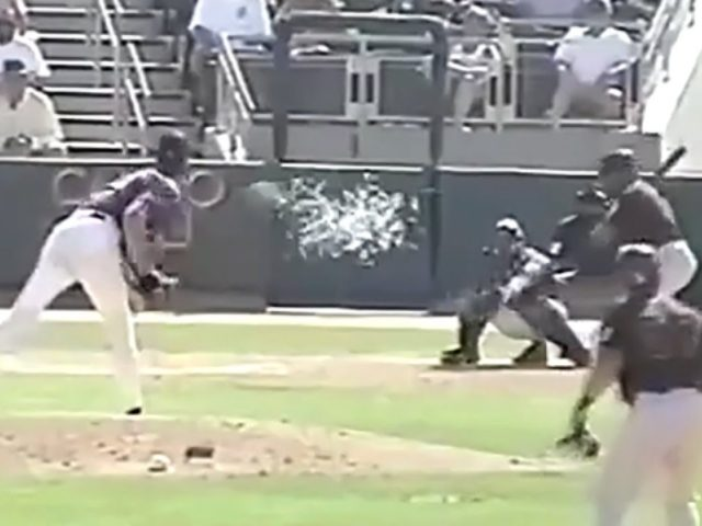 6503185817e One of baseball s oddest moments occurred eighteen years ago today