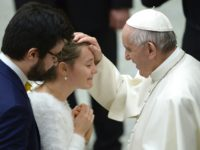 Pope: 'Family Based on Marriage Between One Man and One Woman'