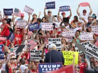 Exclusive — President Trump on His Supporters: 'They're Smarter and They're Tougher and They Work Their Asses Off'