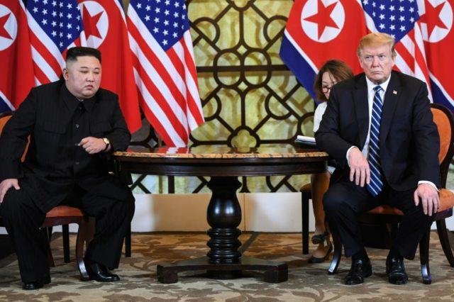 N. Korea state media airs feature on Trump-Kim summit