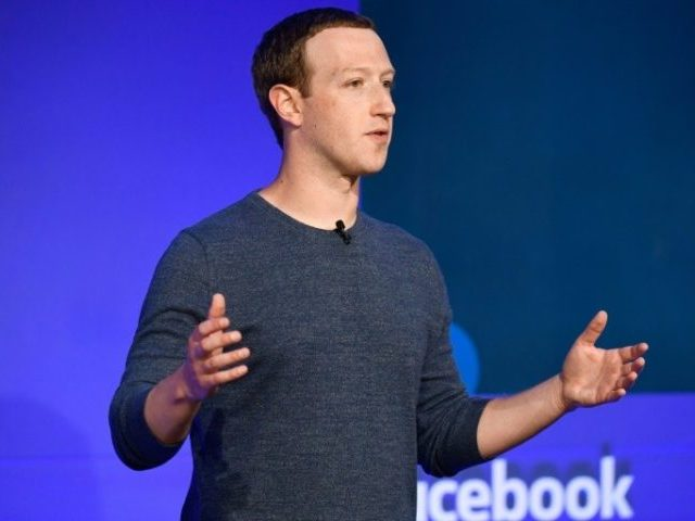 """Facebook CEO Mark Zuckerberg sees the social network moving toward private messaging and away from being a """"digital town square"""""""