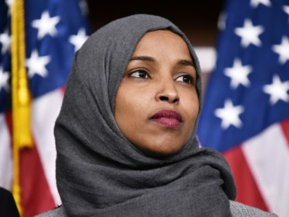 Ilhan Omar, one of the first female Muslim members of the US Congress, is at the center of an acrimonious debate about how to address criticism of Israel