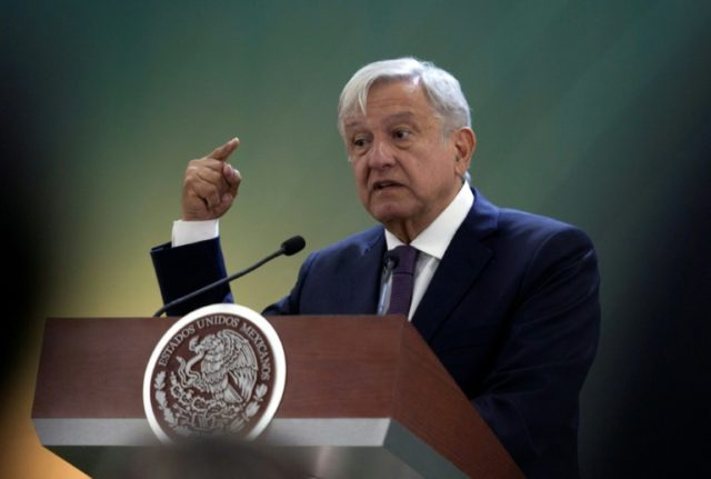 Mexico's 'AMLO' still popular after 100 turbulent days