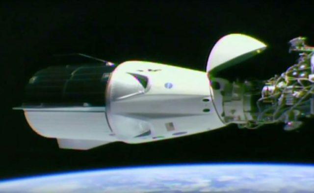 SpaceX capsule on big mission begins return to Earth ...