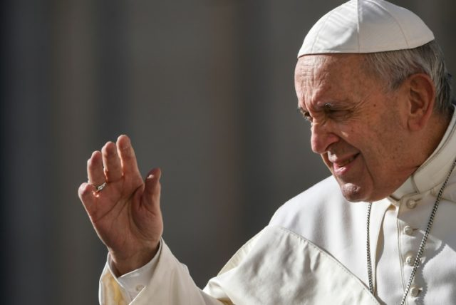 Pope Francis warns doping, corruption polluting sport