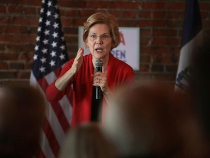 Senator Elizabeth Warren, who is seeking the 2020 Democratic presidential nomination, unveiled a proposal to break up Big Tech firms Google, Facebook and Amazon