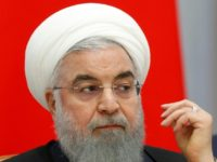 Iran's Rouhani makes first official visit to Iraq