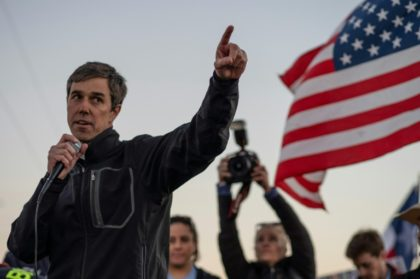 Beto O'Rourke, an ex-punk musician who sometimes went skateboarding to blow off steam on the Texas campaign trail, has been tipped to quickly achieve rockstar status with a run for president